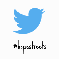 TWITTER HOPE STREETS