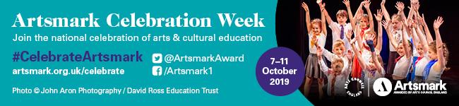 Artsmark Celebration Week 2019