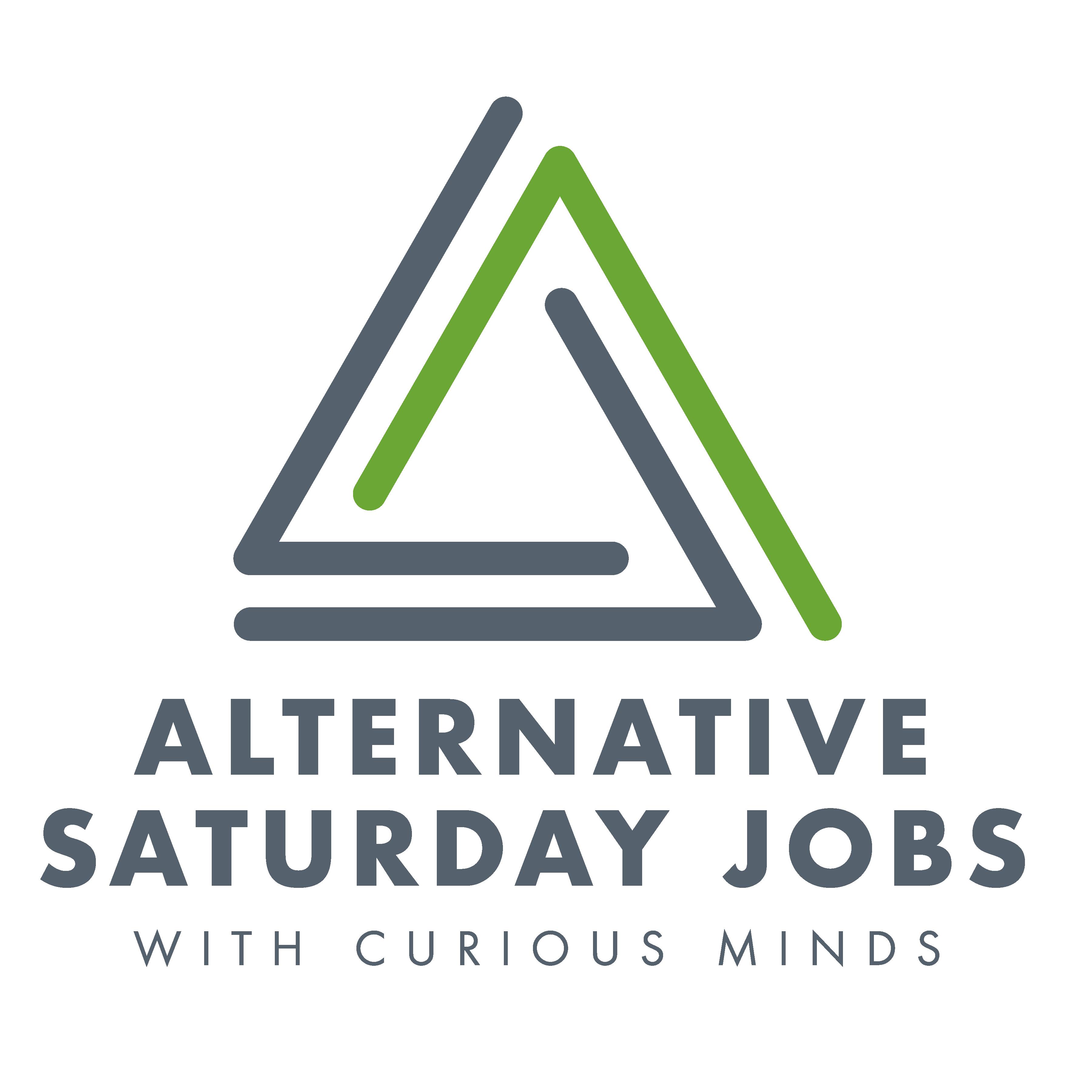 Alternative Saturday Jobs Logo