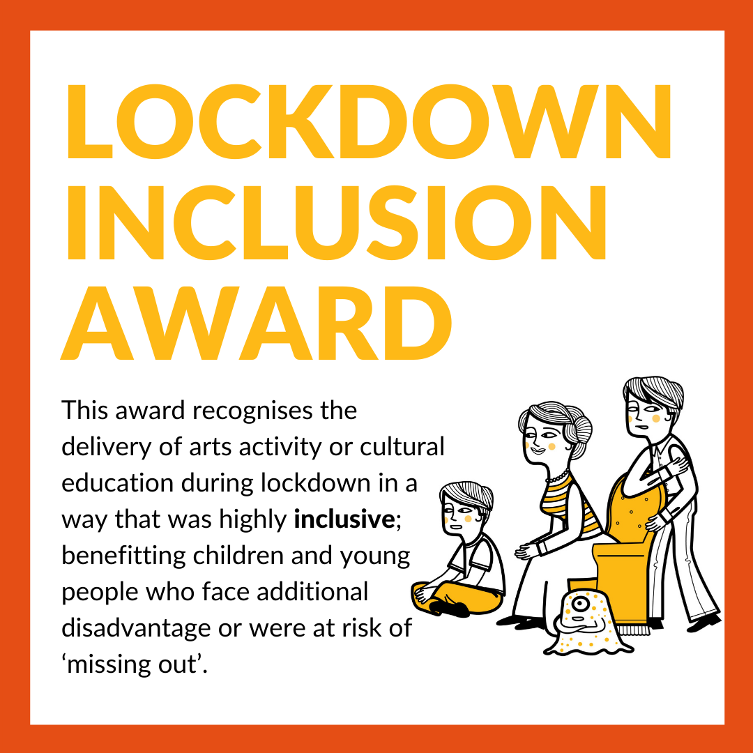 The Lockdown Inclusion Award