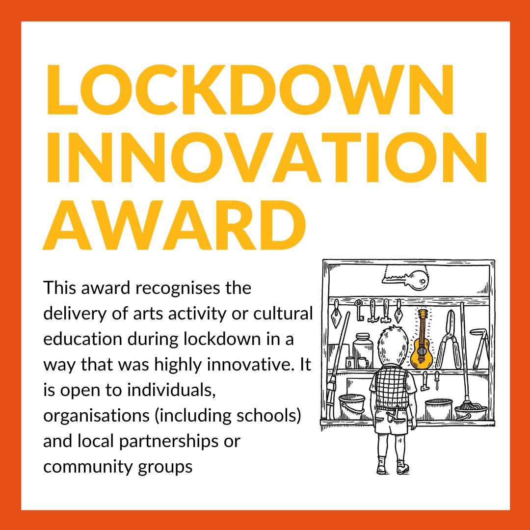 The Locdown Innovation Award