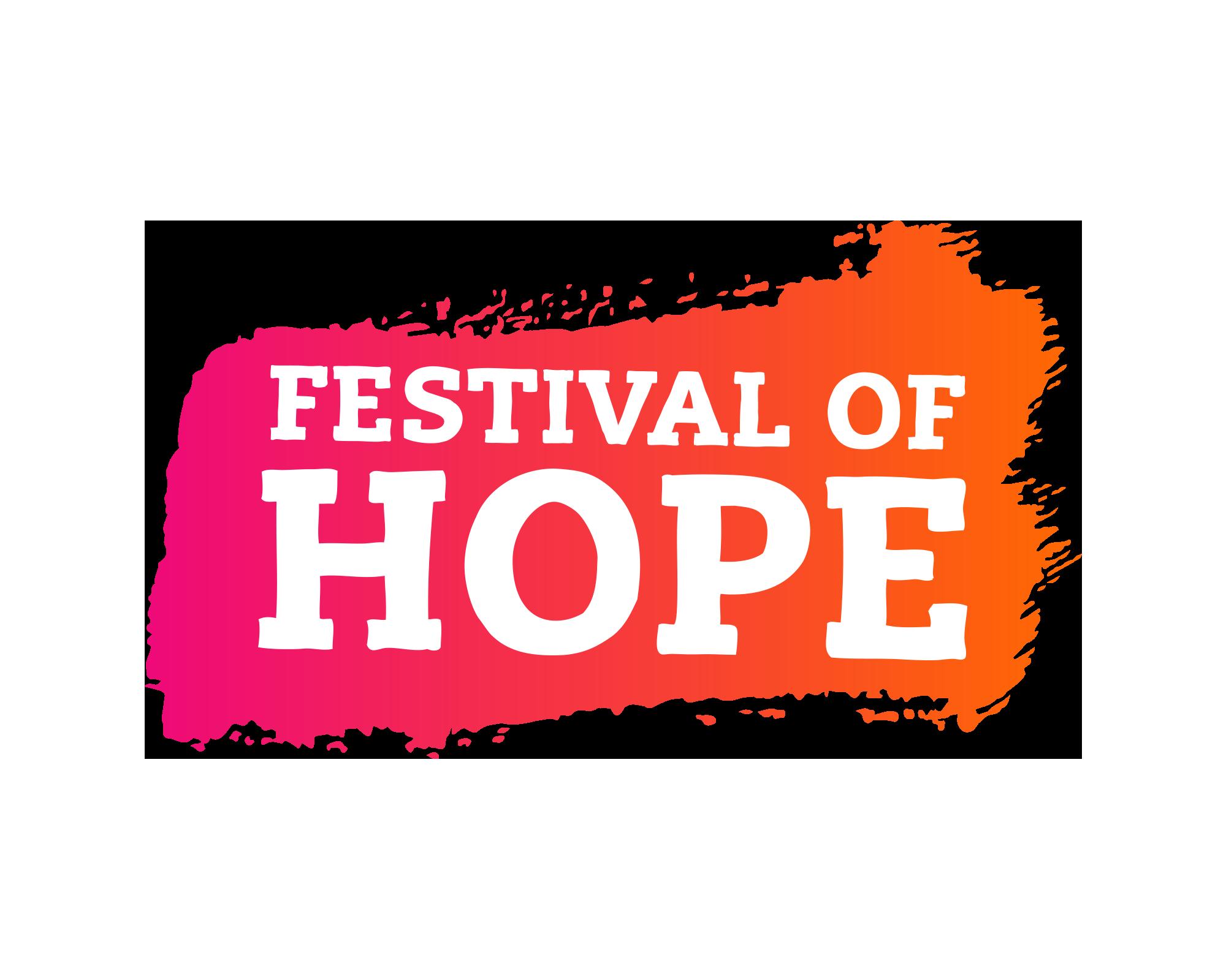 Festival of Hope Logo